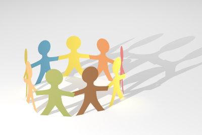 Es gibt viele bisexuelle Menschen, die sich austauschen möchten.