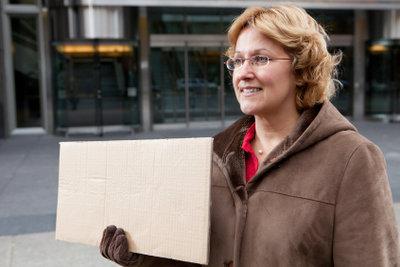 Bei der Selbstkündigung bekommen Sie oft erst nach der Sperrzeit Arbeitslosengeld.