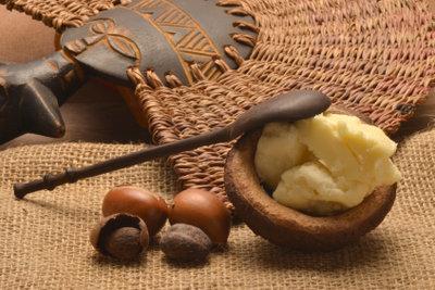 Sheabutter - ein guter Inhaltsstoff einer veganen Creme