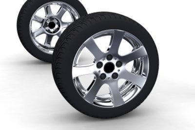 Um Schäden am Reifen zu vermeiden, sollten sie richtig gelagert werden.