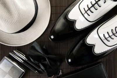 Mit Stil und Charme - der berühmte Gangster Al Capone hatte zwei Gesichter.