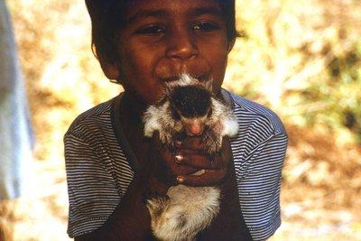 Tamilen gehören zu den vielen Bevölkerungsgruppen Sri Lankas.