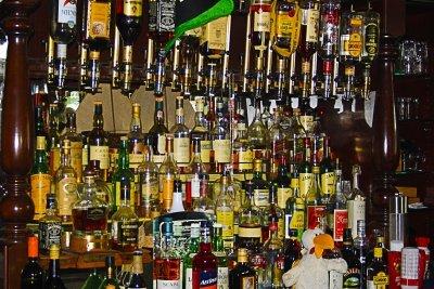 Viele Alkoholika - viele unterschiedliche Kalorien.