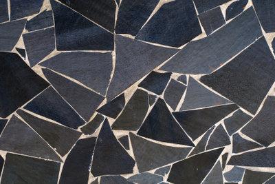 Mosaike sind eine interessante Alternative zu Fliesen.