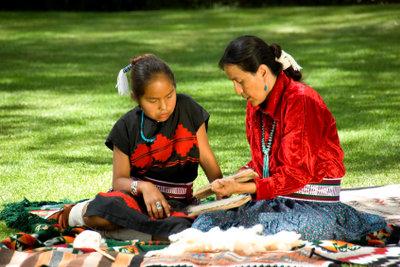 Indianische Traditionen entdecken.