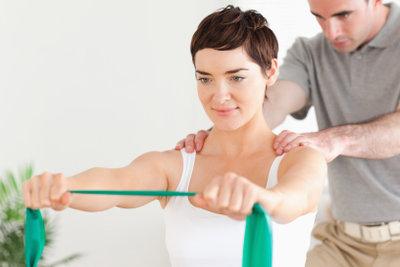 Mit kleinen Übungen viel erreichen: So werden Sie muskulös.