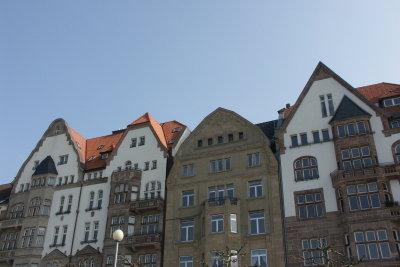 In Düsseldorfs Altstadt können Sie ausgiebig Silvester feiern.