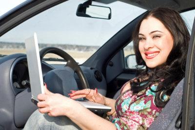 Achten Sie beim Führen eines Transporters auf den richtigen Führerschein.
