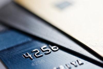 Mit einer Visa-Card sind Sie flexibel.