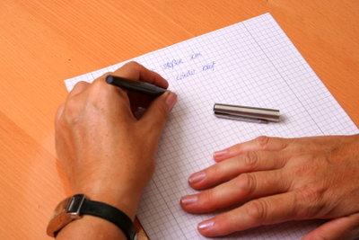 """Die französischen Schulnoten gehen von der Note """"Null"""" bis zu der Note """"Zwanzig""""."""