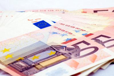 1 Million Euro anlegen - Zinserträge werden versteuert.
