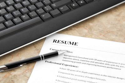 Bewerbungen - Ersteindruck, den ein Arbeitgeber von Ihnen erhält.