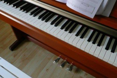 Pop-Lieder – auch am Klavier komponierbar