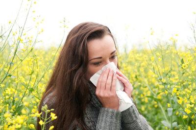 Eine Erkältung kann den Körper extrem schwächen.