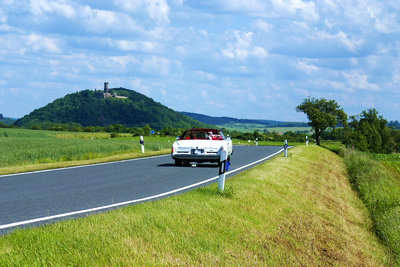 Eine Geschwindigkeitsüberschreitung in Belgien kann teuer werden.