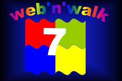 So klappt der Web 'n' Walk mit Windows 7.