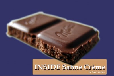Milka-Schokolade ist ein Hochgenuss in jeder Form.