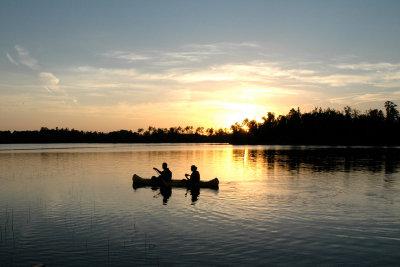 Auch ein Kanu kann für Sie Freiheit auf dem Wasser bedeuten.