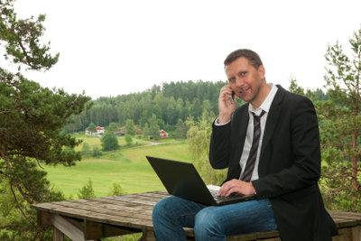 Congstar bietet auch auf dem Land Netz.