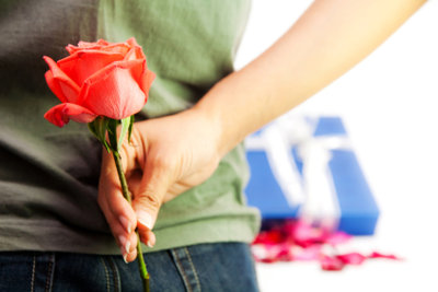 Sorgen Sie für eine romantische Überraschung zum Valentinstag.