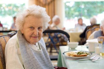 Demenzkranke brauchen besonders viel Zuwendung.