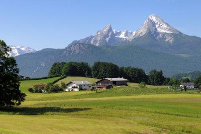 Erholen Sie sich bei einer Wanderung im Berchtesgadener Land!