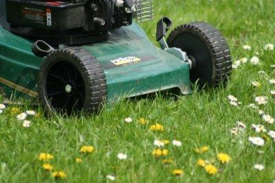 Beim Rasenmäher den Vergaser richtig einstellen