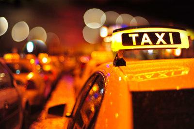 Taxis können nach einer durchfeierten Nacht den Führerschein retten.