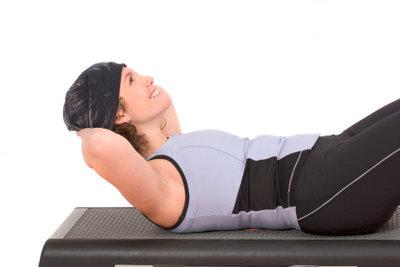 Die richtigen Übungen regen das Muskelwachstum an.