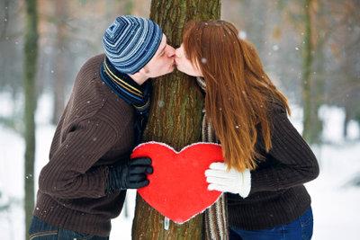 Liebe ist das schönste Gefühl überhaupt.