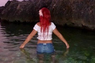 Schönes kräftiges Rot mit Henna