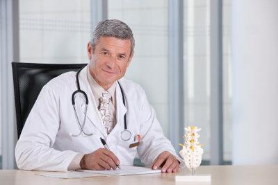 Ärzte sind in über 32 Fachgebieten aktiv.