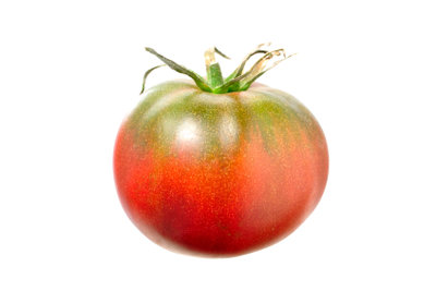 Grüne Tomaten enthalten giftiges Solanin.