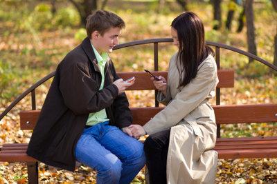 Partnerverträge lohnen sich, wenn Sie viel untereinander telefonieren.