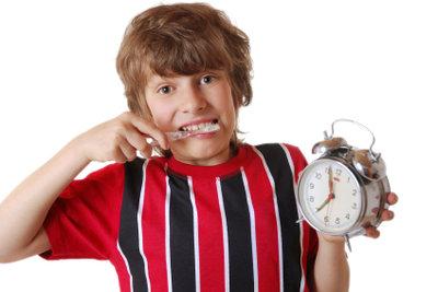 So gelingt die Zahnpflege bei Kindern.