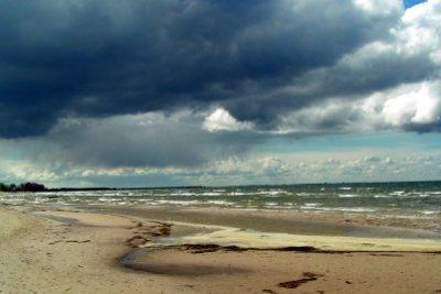 Kein Strandwetter, was tun?