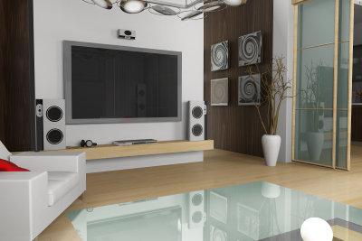 Integrieren Sie das Surround-System in Ihr Heimkino.