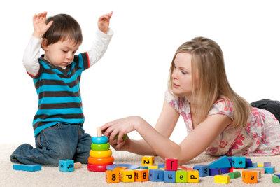 Mit einem guten Babysitter fällt Ihre Abwesenheit kaum auf.
