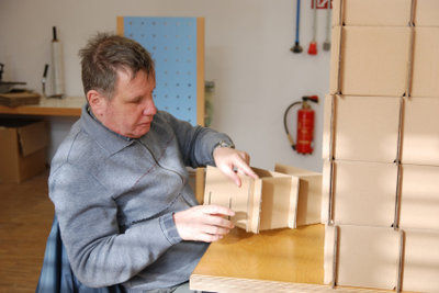 Als Fachkraft für Arbeits- und Berufsförderung arbeiten Sie in Behindertenwerkstätten.