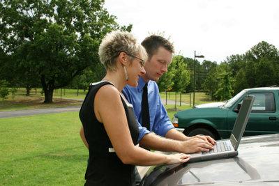 Firmen-Umsätze können jederzeit online eingesehen werden.