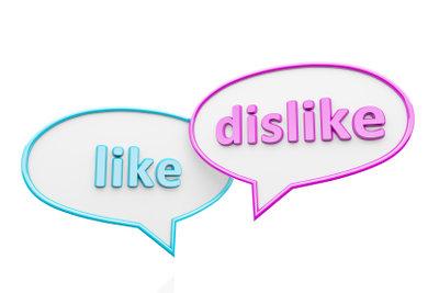 Facebook ist das größte Social-Network der Welt.