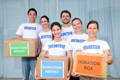 Spenden helfen an vielen Stellen weiter.