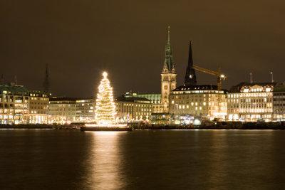 Weihnachten in der Hansestadt verbringen.