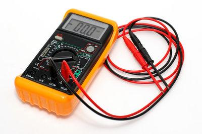 Mehrfachmessgeräte sind sehr vielseitig nutzbar.