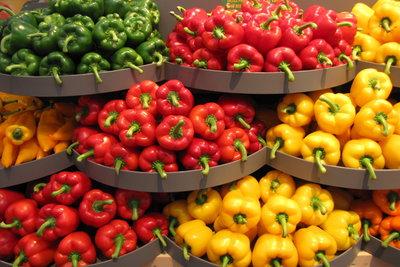 Die perfekte Deko aus Gemüse