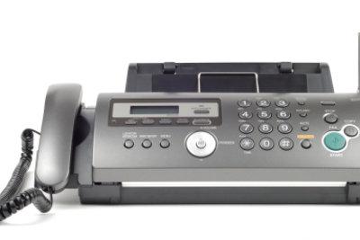 Das Fax ist eine Möglichkeit, den Vodafone-Kundenservice zu erreichen.