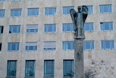 Gerichte - zu sehen ist das Landgericht Stuttgart - beauftragen häufig Gutachter.
