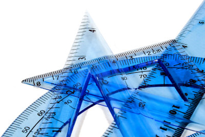 Geometrie kennen die meisten noch aus der Schulzeit.