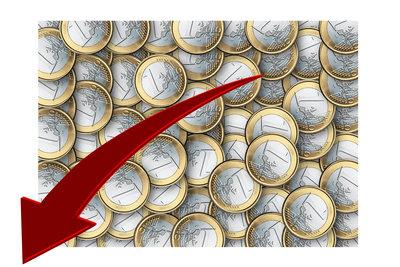 Negatives Wirtschaftswachstum bezeichnet man als Wirtschaftskrise.