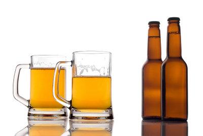 Bieretiketten können Sie selbst erstellen.